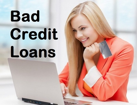 Bad Credit Loans Are Exclusively Available Thro...