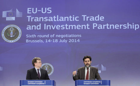 Why the U.S. and EU Should Deepen Their Transatlantic Trade Partnership - US News | Global Trade and Logistics | Scoop.it
