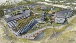 Google Shares Details Of Futuristic New Office Park At NASA | StartUP Times | Scoop.it