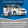 Purchase a wheelchair van