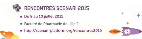 Rencontres Scenari 2015, temps forts d'échanges, de formations sur la production de supports de formation | S-eL : semaine e-learning | Scoop.it