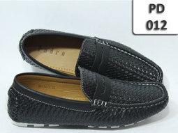 Pedro Moccasins Black FU PD-012  751d7192cc