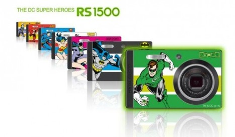 Pentax Offers Limited Edition DC Super Heroes RS1500 Pack   All Geeks   Scoop.it