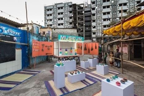 The Design Museum Dharavi (Mumbai, India)   What's new in Design + Architecture?   Scoop.it