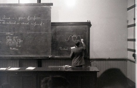 Don't Lecture Me: Rethinking How College Students Learn | MindShift | (R)e-Learning | Scoop.it
