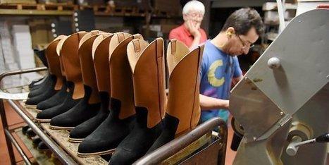Villetelle : le cuir magnifié par La Botte gardiane, un savoir-faire artisanal | Métiers, emplois et formations dans la filière cuir | Scoop.it