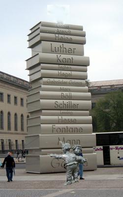 Livres allemands présentés par Max & Moritz   livres allemands -  littérature allemande - livres sur l'Allemagne   Scoop.it