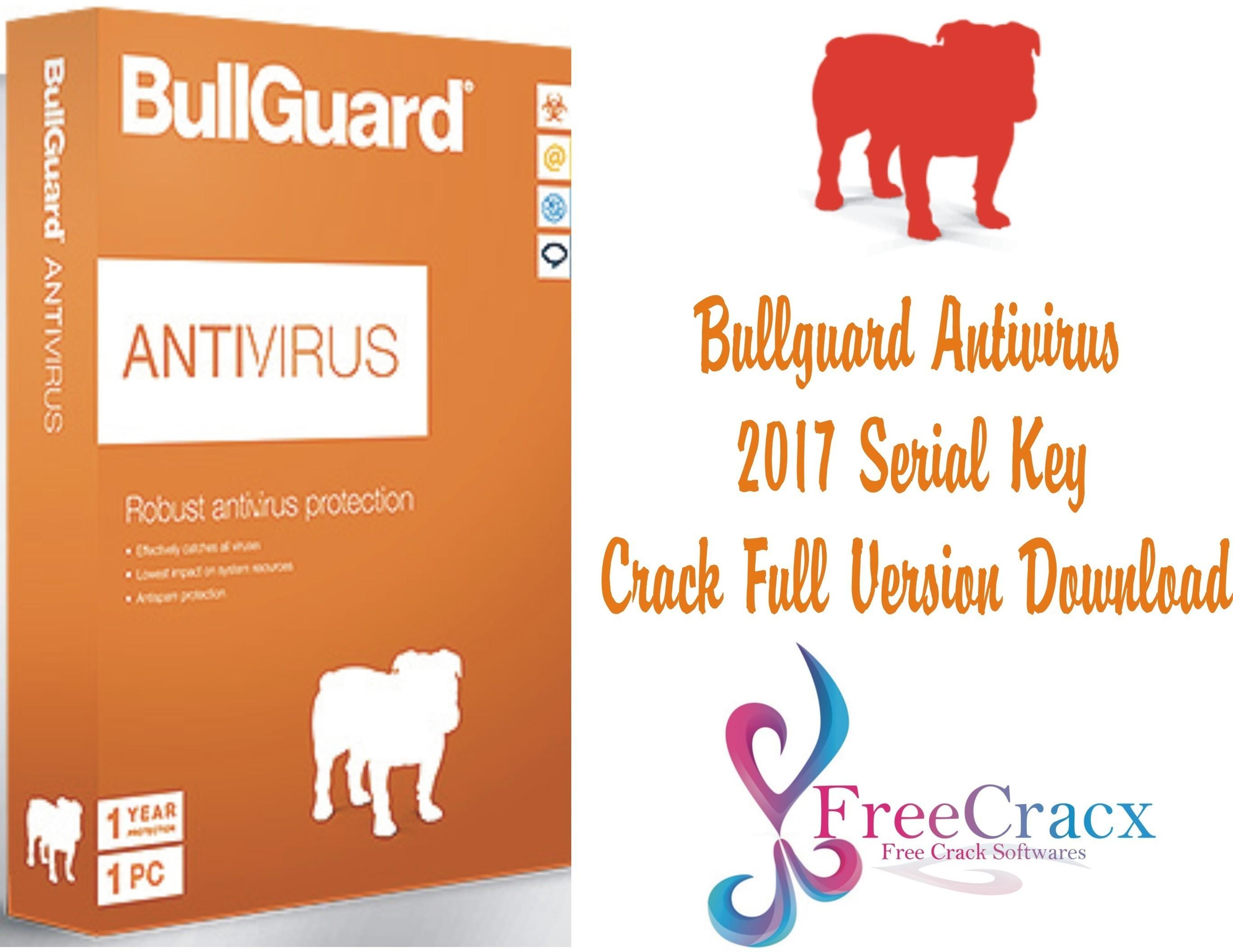 bullguard antivirus free license key