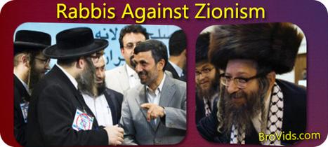 Rabbis Against Zionism | Real Jew News | World Politics Hub | Scoop.it