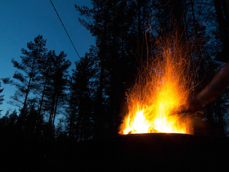 Driving in Finland: Wild Camping and Cooking on Wood Fire | The Finnishing Touches | Scoop.it