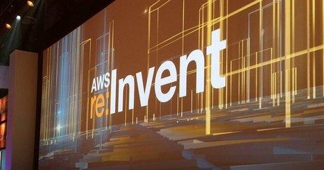 Les nouveautés de la conférence AWS re:Invent 2016   Transition Digitale   CloudInfos   Scoop.it