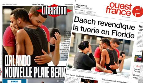 Attentat à Orlando: pourquoi de nombreux journaux ont choisi la même photo en une | DocPresseESJ | Scoop.it