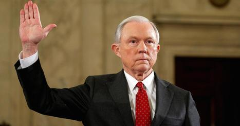 Sessions defends his civil rights record as protesters disrupt confirmation hearing | EconMatters | Scoop.it