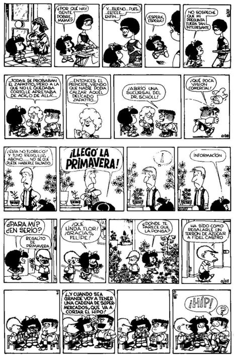 Mafalda: Lecturas de verano en red | Ele &Fle Twitts | Scoop.it