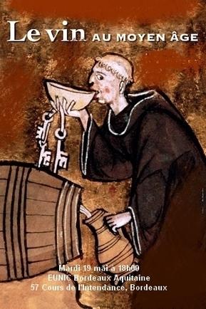 Conférence | Le vin au Moyen-Age - cepdivin.org - les imaginaires du vin | World Wine Web | Scoop.it