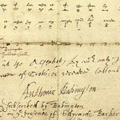 Babington Plot - Renaissance, Reformation and Mary Queen of Scots - Scotlands History | History 101 | Scoop.it