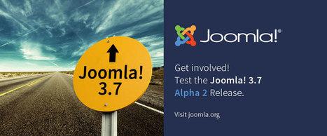 Joomla! 3.7.0 Alpha 2 released   Joomla Community News   Scoop.it