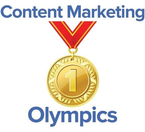 콘텐츠 마케팅 : 콘텐츠 올림픽 교육 - Curata 블로그   SocialMediaDesign   Scoop.it