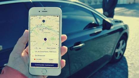 Chauffeur Privé, deuxième start-up à la plus forte croissance en France | Pulseo - Centre d'innovation technologique du Grand Dax | Scoop.it
