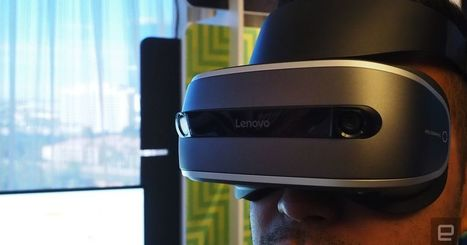 Lenovo's new VR headset is coming, and it'll cost less than $400 | iPhones and iThings | Scoop.it