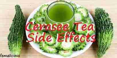 Cerasee Tea Side Effects: How Shocking!   FemaL