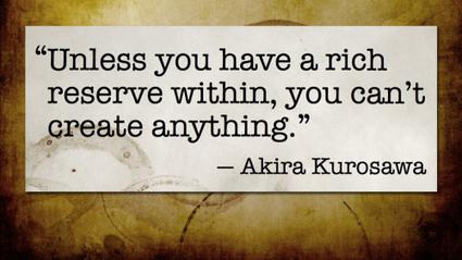 Storytelling advice from Akira Kurosawa   Story and Narrative   Scoop.it