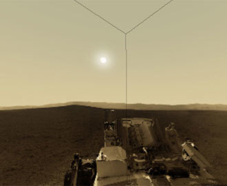 The Coolest Thing on Earth: Looking Around Mars on Your Phone | Bite Size Business Insights | Scoop.it