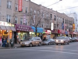 Chinatown | The Peopling of New York | Chinese American Now | Scoop.it