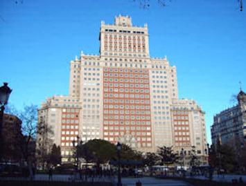 Santander ha cerrado la venta del Edificio España de Madrid al chino Wang Jianli   Top Noticias   Scoop.it