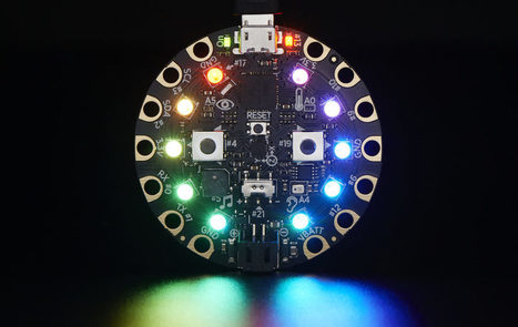 Circuit Playground meets Scratch—Physical Computing for Kindergartners | iPads, MakerEd and More  in Education | Scoop.it