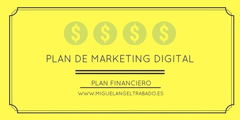Plan financiero en el plan de marketing digital   Digital Marketing Strategy   Scoop.it