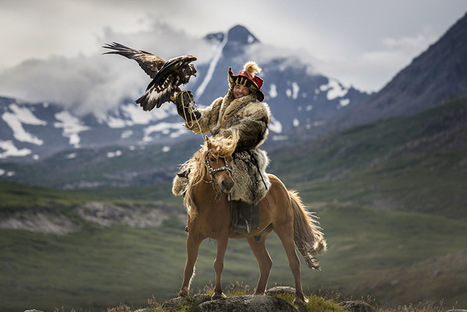 Mongolia's lost secrets in pictures: the golden eagle hunters - Lonely Planet | Travel News Travel Tips | Scoop.it