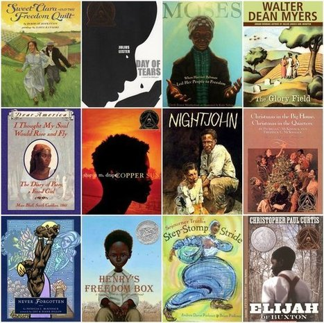 13 Honest Books About Slavery Young People Should Actually Read | AdLit | Scoop.it