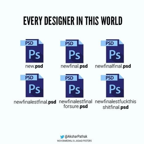 Everyday #graphic #designer | Design Ideas | Scoop.it