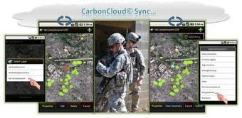 CarbonCloud®: Geospatial Collaboration and Interoperability Goes Mobile | OpenSource Geo & Geoweb News | Scoop.it