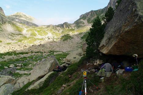 Hallan 344 vestigios arqueólogicos en una zona de alta montaña en Lleida | Ecología - Dietética  y Nutrición | Scoop.it