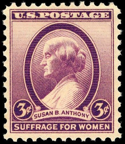 """We Ask Justice, We Ask Equality"" — Susan B. Anthony's 4th of July speech, 1876 