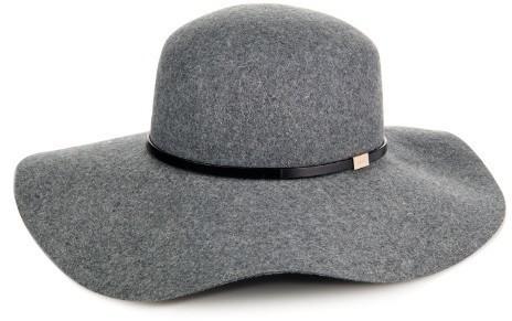 189c95795b3 Gucci Wide-brim fur-felt hat