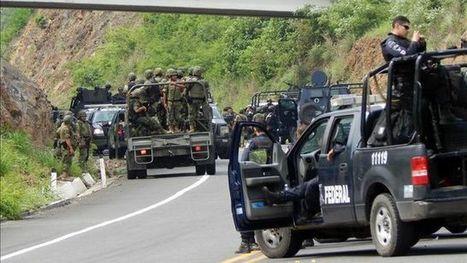 Los dos gobiernos de #México: el legal y el narco - The Guardian | Noticias en español | Scoop.it
