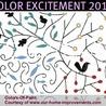 2012 Colors Of Paint