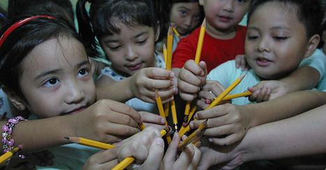 How creative learning could benefit Southeast Asia'a children | A Children's Class with a Difference | Scoop.it