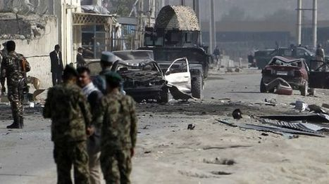 Bomb blast kills 10 in NE #Afghanistan | From Tahrir Square | Scoop.it