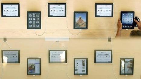 Una biblioteca només amb llibres digitals | Llibre digital i lectura | Scoop.it