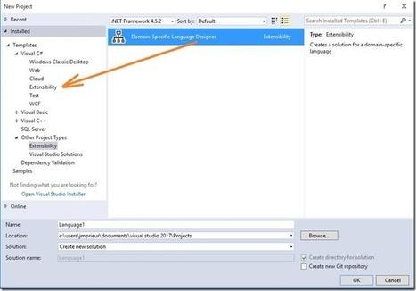 The Visual Studio Modeling SDK is now available with Visual Studio 2017   Visual Studio ALM   Scoop.it