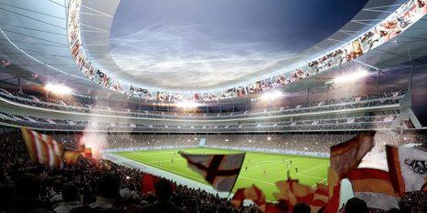 L'AS Roma crée son Colisée à 1 Milliard d'euro! | Coté Vestiaire - Blog sur le Sport Business | Scoop.it