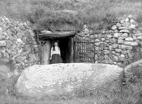 Images of Newgrange through the ages | Irish Archaeology | Histoire et archéologie des Celtes, Germains et peuples du Nord | Scoop.it