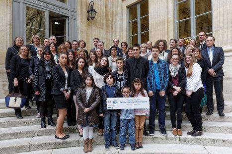 Remise des prix 2013 du concours national eTwinning - actu en images | ITALIEN ET LANGUES VIVANTES DANS LES TEXTES OFFICIELS EN FRANCE | Scoop.it