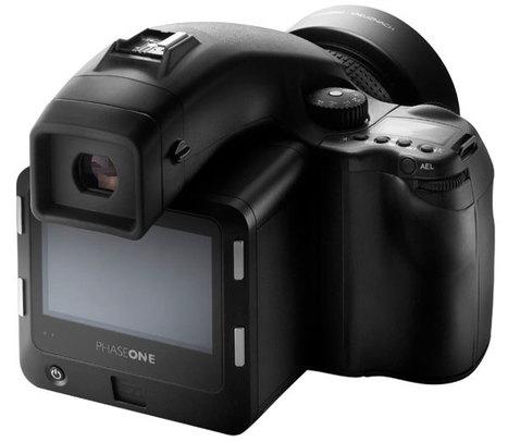 Phase One IQ180 Digital Camera  80 Mega Pixels Sensor !   All Geeks   Scoop.it