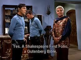 Shakespeare and Star Trek | Pop Culture in Education | Scoop.it