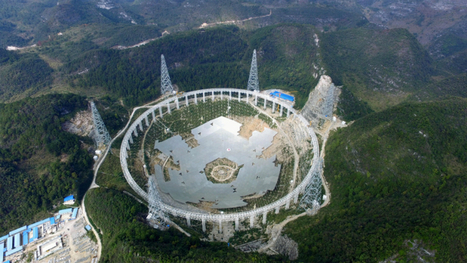 China's Giant 'Alien-Hunting' Telescope Comes With a Human Cost | Zeitgeist | Scoop.it